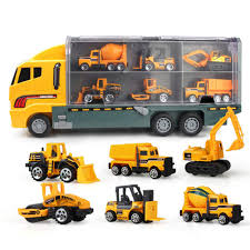 100 Big Truck Toys Amazoncom 6PCS Mini Alloy Diecast Car Model 1