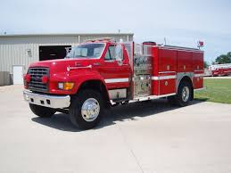 100 Ford Fire Truck 1997 EOne Apparatus Used EOne For Sale