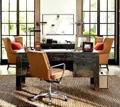 pottery barn office desk accessories whitney 5 drawer rectangular