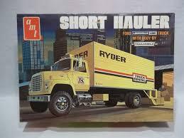 AMT SHORT HAULER Ford - Louisville Line - Truck Short Hauler Model ...