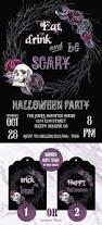 Free Blank Halloween Invitation Templates by Best 25 Halloween Invitations Ideas Only On Pinterest