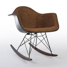 Eames RAR Rocking Chair By Herman Miller With Alexander ... Vitra Eames Miniature Rar Rocker Rocking Chair Green Rare Four Designs That Began As A Project For Friend The Story Of An Icon Better Sit Down For This One An Exciting Book About Dsr Eiffel Eamescom Nursery Dpcarrots Eames Rocking Chair Gensystemscom 1940 Objects Collection Cooper Hewitt La Chaise Office Your Contest Chairs Whats Their Story Natural History The Origin Style Homeshoppingspy