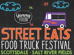 100 Food Trucks In Phoenix Street Eats Truck Fest 2019 Salt River Fields At Talking