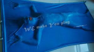 2018  Pure Rubber Latex Vacuum Bed Rubber Vacuum Bed Latex
