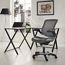 Modway Edge Mesh Back And Gray Vinyl Seat Office Chair With Flip-Up Arms -  Ergonomic Desk And Computer Chair Fiber Side Chair Swivel W Castors A Modern Scdinavian 3 Ways To Increase The Height Of Ding Chairs Wikihow Nelson Platform Bench Herman Miller 8 Common Office Mistakes Avoid Huffpost Life Soul Seat Fniture For Schools Commercial Markets Scolhouse Art Sitting Posturite Anda Jungle Series Blue Gaming Armchair Wood Base An Embracing Comfort Recliner And Lounge Options Tall People Dgarden The Best Gaming Chairs 2019 Pc Gamer