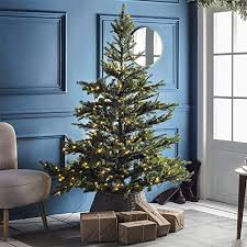 Nordic Fir Artificial Christmas Tree 6ft by Kaemingk Everlands 7ft Prelit Grandis Fir Artificial Christmas