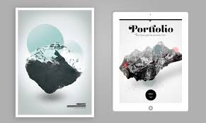 Website Design Inspired By Iconic Posters