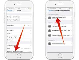 How to Remove Configuration Profile From iPhone and iPad