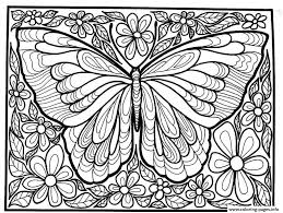 Full Size Of Animalfree Butterfly Coloring Pages Girls Sheets Adult Books Online