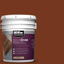 Thompsons Waterseal Deck Wash Msds by Behr Premium Deckover 5 Gal Sc 116 Woodbridge Wood And Concrete