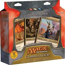 magic the gathering magic commander deck heavenly inferno
