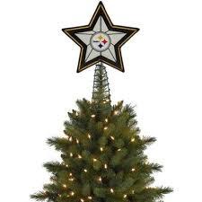 Pittsburgh Steelers Star Treetopper