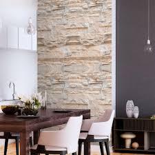 tapete selbstklebend 10m 3d tapete wandtattoo dekorative möbelfolie dekorfolie fotofolie wandaufkleber wandposter wandsticker steinoptik steinwand