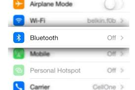 How to send songs photos or any file via Bluetooth on iPhone and