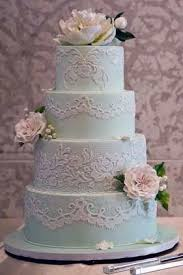 Pastel Or Otherwise Subdued Colorspastel Mint Green Wedding Cake Yes