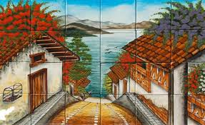 mexican tile murals shop for free shipping at mexican tile designs
