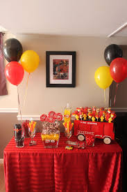 Vincent's Firefighter Party | Bd's Bd | Pinterest | Candy Table ... Fire Truck Birthday Banner For Firetruck Party Decorations Etsy 10 Awesome Ideas Tanner Pinterest Food Fireman Centrepiece Perfect Supplies The Journey Of Parenthood Flower Centerpieces Of Fine Whosale Globos 50pcslot 7050cm Car Balloon Fire Engine Fighter Photo Prop 94 X 64 Cm Toddler At In A Box Firefighter Adult Tablcapes Oh My Omiyage