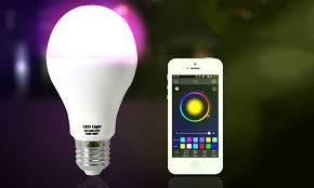 Bluetooth Color Magic Light Bulb