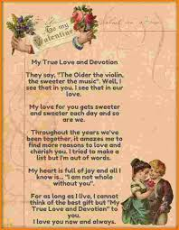 6 love letters for him