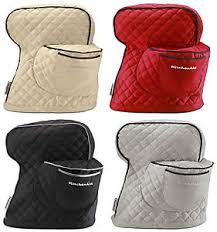 KitchenAid KSMCTI Fitted Stand Mixer Cover 4 Colors