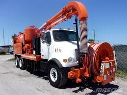 100 Used Vacuum Trucks Sterling L 7500