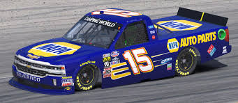 Napa Truck By Jordan Werth - Trading Paints
