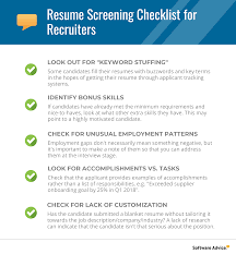Resume Screening Checklist For The Best Candidate Shortlist Resume Screening Complete Selfaessment Guide Gerardus Management Software And Applicant Tracking Agreeable Matrix Template In Job Simple Google Docs Screeningcomputer Gautam Consultancy How Job Hunters Can Make It Past The Sumescreening A Howto For Recruiters Ai Recruitment The Future Of Automated Recruiting Resume Screening Alist Interviews Trying To Get Into Data Analytics Critique Machine Learning Ultimate To