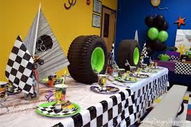 100 Truck Birthday Party Supplies Monster S HashTag Bg