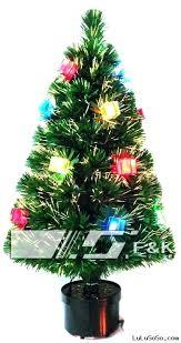 White Fiber Optic Christmas Tree Walmart by 7ft White Christmas Trees Led U2013 Halloween U0026 Holidays Wizard
