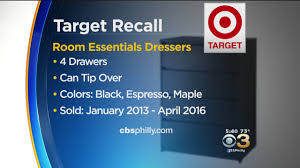 Target 6 Drawer Dresser by Target Recalls Nearly 180 000 Dressers Because They Can Tip Over
