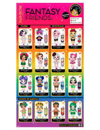 rainbow high friends series 2 checklist high