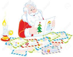 Carta A Santa Claus Para Imprimir Y Colorear Zazzzzzz Carta A