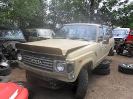 New Arrivals At Jim's Used Toyota Truck Parts: 1981 Tan Toyota ... 1981 Toyota Land Cruiser Fj45 For Sale New Arrivals At Jims Used Truck Parts Tan Pickup 4x2 C Minor Dentscratches Damage Dyna Bu20r Truck 21918595883jpg For Sale 94896 Mcg The 530 Best Yota Images On Pinterest Off Road Offroad And Cars Trucks Xl Color Sales Brochure Original 5speed Bring A Trailer Week 2 2016 3907 1981toyotaduallypickuprear2 Fast Lane Stout Wikiwand Other Dlx Standard Cab 2door
