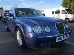 Used 2004 Jaguar S Type SE V6 ELECTRIC SUNROOF FANTASTIC M D
