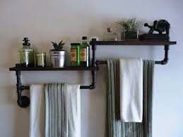 Lowes Towel Rack Bathroom : Streetthemovie.net - Bathroom Towel ... Bathroom Cabinet With Towel Rod Inspirational Magnificent Various Towel Bar Rack Design Ideas Home 7 Ways To Add Storage A Small Thats Pretty Too Bathroom Bar Ideas Get Such An Accent Look Awesome 50 Graph Foothillfolk Archauteonluscom Modern Bars Top 10 Most Popular Rail And Get Free For Bathrooms Fancy Decorative Brushed Nickel Racks And Strethemovienet