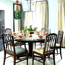 Kitchen Table Decor Dining Room Ideas Decorations Round