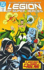 Legion Of Super Heroes 1984 3rd Series 26