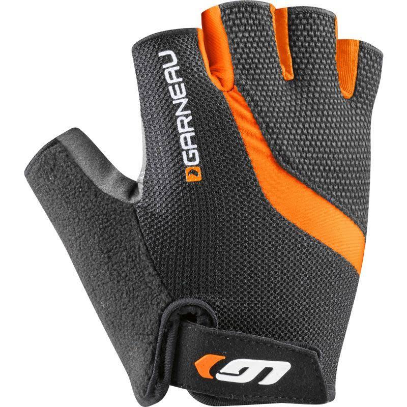 Louis Garneau Men's Biogel RX-V Cycling Gloves, Orange