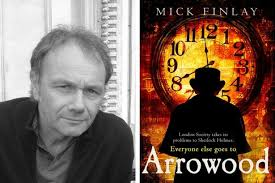 Arrowood The New Detective Novel By Anglia Ruskin Psychologist Mick Finlay