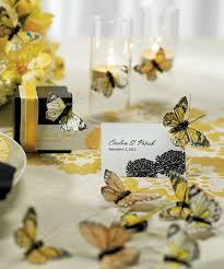 Table Decorations For Spring Simple Wedding