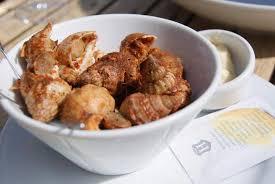 ots de cuisine bullots caracoles de mar estaban exquisitos picture of chai