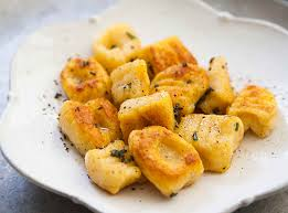 Pumpkin Ravioli Filling Ricotta by Pumpkin Ricotta Gnocchi Recipe Simplyrecipes Com
