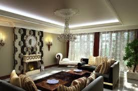 Modern Classic Italian Living Room