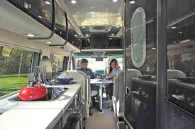 Class B RVs Part 4 Thom Dar Hoch Planning To Downsize Smaller More Nimble RV