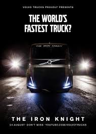 Volvo – The Fastest Truck In The World??? | Www.truckblog.co.uk Worlds Faest Electric Truck Nissan Titan Wins 2017 Pickup Truck Of The Year Ptoty17 The 2400 Hp Volvo Iron Knight Is Faest Big Muscle Trucks Here Are 7 Pickups Alltime Driving Watch Trailer For Car Netflixs Supercar Show To Take Diesels On Planet Nhrda World Finals Day 2 This V16powered Semi Is Thing At Bonneville Of Trucks In
