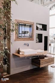 rustikal trifft modern im badezimmer in 2021 modern