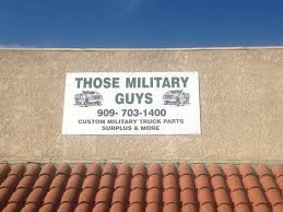 THOSE MILITARY GUYS 8782 Industrial Ln, Rancho Cucamonga, CA 91730 ... Parts Of Military Truck Model With Radar Vexmatech Medium Big Mikes Motor Pool Military Trailer Cable Plug For Vehicle Side Wpl Radio Controlled Cars Off Road Rc Car 116 Crawler Old Military Car Automotive Parts Market And Vintage Meeting For B1 Frontrear Bridge Axle Pickup Trucks For Sale In Ohio Expert Amg M813a1 Army Surplus Vehicles Army Trucks Truck Largest Humvee Scissor Jack Handle Okosh M1070 Wikipedia Texas Vehicles 24g 4wd Offroad Rock
