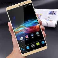 XGODY 6 Inch Phone RAM 1GB ROM 8GB Quad Core Smartphone Android