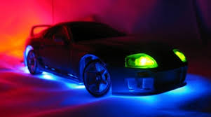 Pimped out with LED lights Cars Pinterest