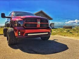 a different look at the dodge ram dual led pod lights ijdmtoy